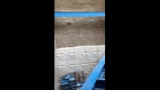 پیشرفت پروژه(نصب اسکلت طبقه منفی سه)