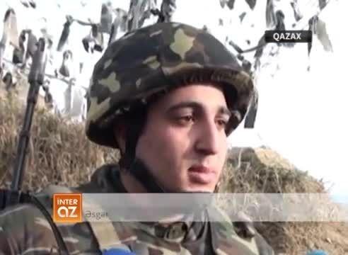 شلیک به روستاها و مردم بیگناه آذربایجان از سوی ارمنی ها