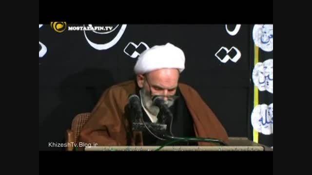 آیت الله مجتبی تهرانی | فاسدترین افراد امت اسلام