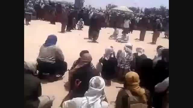 اعدام 2 عربستانی توسط القاعده