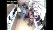 دزدی جالب دخترها از مغازه..!