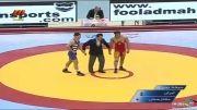 پیروزی شیرین ایران در مقابل مجارستان