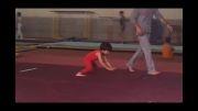 مسابقات ژیمناستیک کودکان در دزفول
