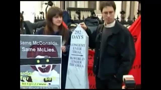 «مک لیبل»؛ حرکت مردمی علیه ابرشرکت مک دونالد