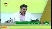 گفتگوی تلفنی با مدیرعامل ملوان (نود ۱۴ مهر)