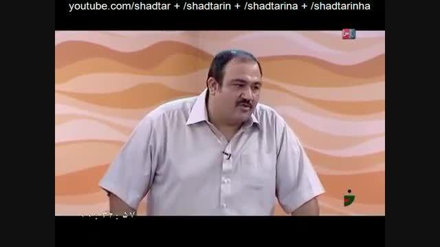 کاراته مهران غفوریان با رامبد جوان و شوخی ضایع بیژن