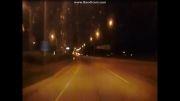 دیده شدن موجود فضایی در شب (طنزی دیگر در باب فضایی ها)