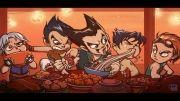 گروه بخور بخور تیکن:))