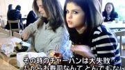 ویدیویى جالب از سلنا و مادرش در رستوران در حال خوردن سوشى!