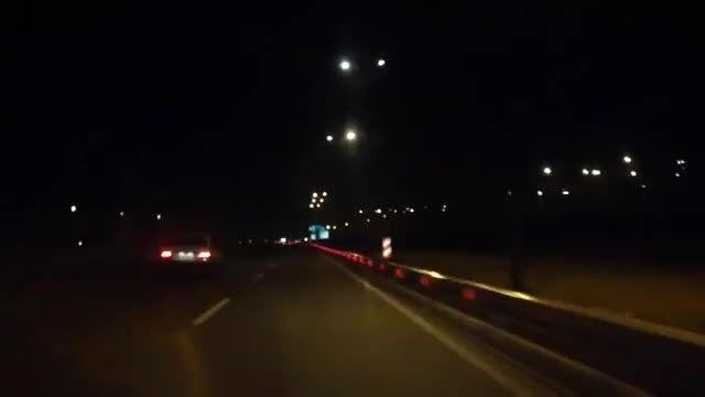 مسیر تهران - کرج  در 60 ثانیه
