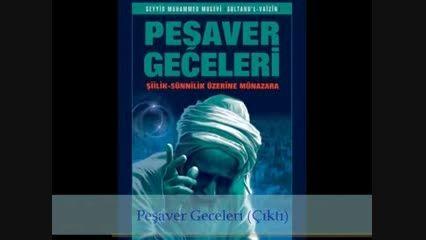 ترکیه-انتشار کتاب شب های پیشاور/ mihraptv