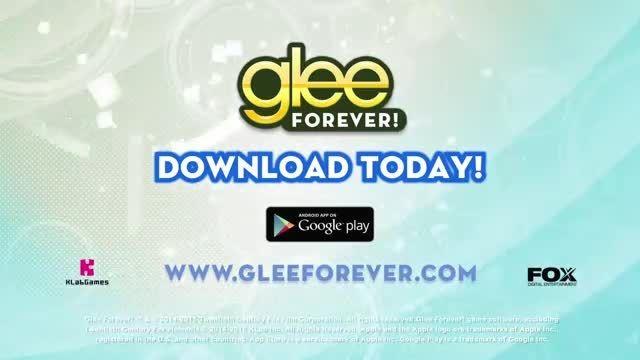 ویدئو اپلیکیشن Glee Forever