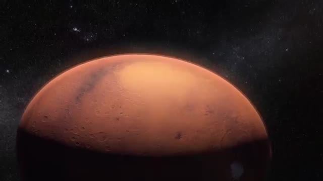 سفر ناسا به مریخ