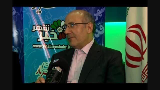 دکتر چاووشی معاون سیاسی اجتماعی استانداری تهران  :مطبو