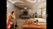 مرکز معماری -طراحی - نما دکوراسیون داخلی - اجرا