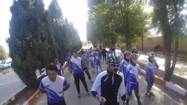 ورزشکاران سیرجان موسسه پویانمایی ضحی - سیرجان