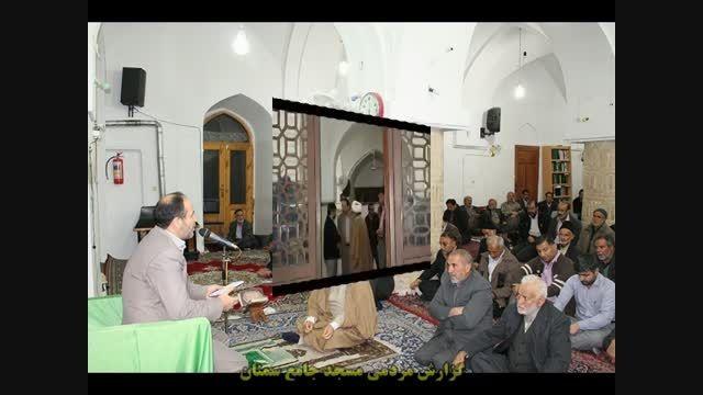 گزارش تصویری حضور مهندس خسروی در حوزه انتخابیه 93/11/2