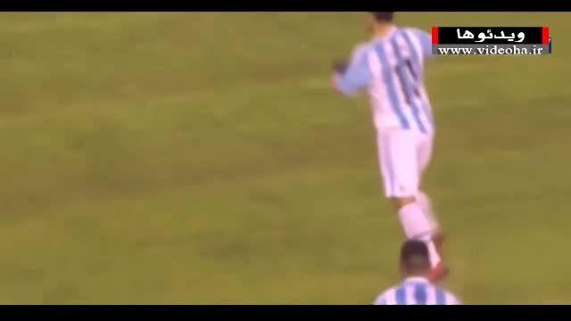 آرژانتین ۲-۱ اکوادور
