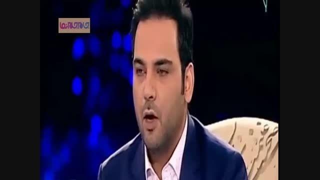 عذرخواهی احسان علیخانی از مردم+فیلم کلیپ ماه عسل