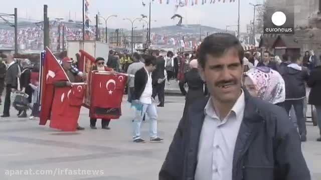واکنش منفی بازار مسکو و استانبول به سرنگونی هواپیما روس
