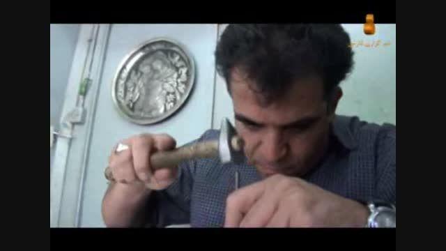 رقص قلم محمد نوری/ هنرمندی با آثار فاخر