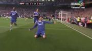 اولین گل فرناندو تورس با پیراهن چلسی