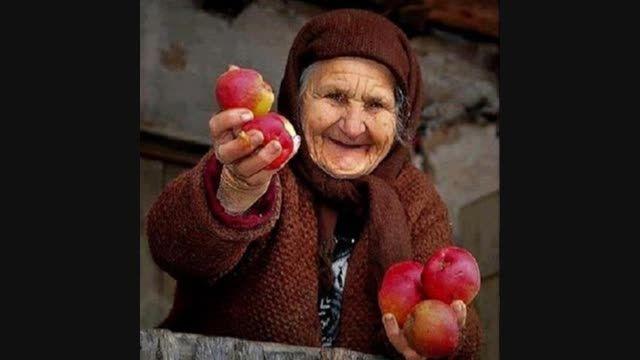 مادر بزرگ ، رضا یزدانی