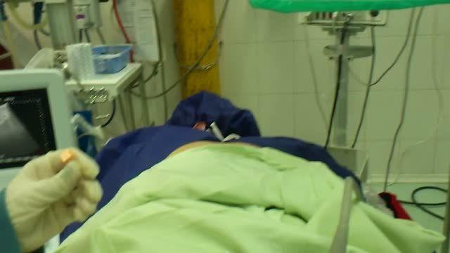 درد مزمن ناحیه تناسلی- بلوک عصب پودندال