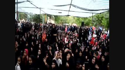 فریاد مرگ بر آمریکای مردم در سخنرانی احمدی نژاد