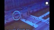 حمله با تبر به دو افسر پلیس نیویورک