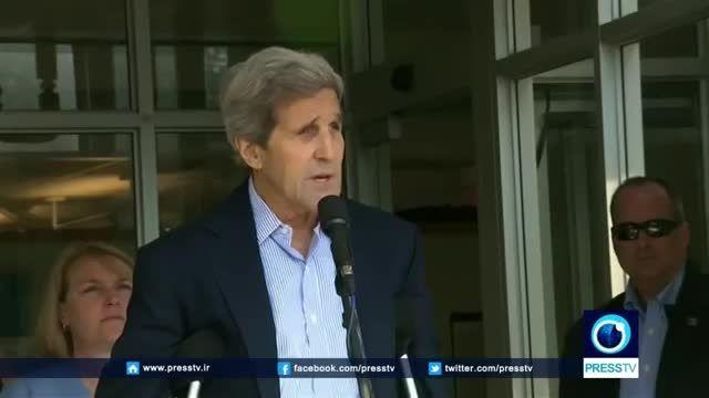 جان کری : به زودی گفتگو با ایران را از سر خواهیم گرفت