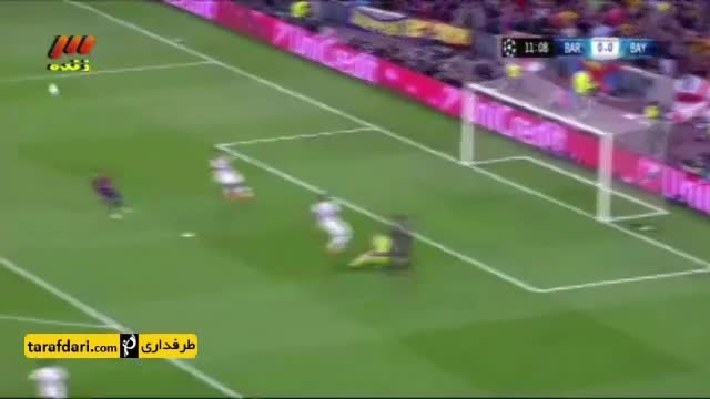 دو واکنش و خروج زیبای نویر در برابر بارسلونا