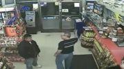 جلو گیری به موقعه از سرقت و متلاشی کردن دزد