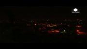 اتفاقات اخیر غزه به نقل از یورونیوز