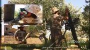 تصاویری از حمله داعش به پایگاه هوایی الرقه در سوریه HD