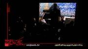 سینه زنی هیئتی شب دوم محرم 93 - کربلایی مهدی فاطمیان 2