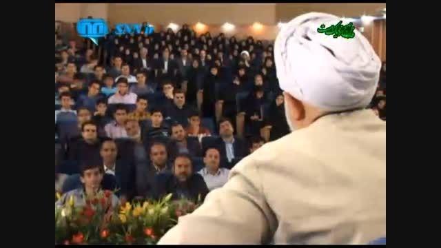 حاج آقاقرائتی:«نه غزه نه لبنان» یعنی ضدیت صریح با اسلام