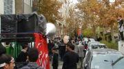 Tasoua in Tehran - Iran ظهر تاسوعا سعادت آباد تهران ایران