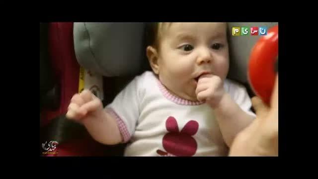 سلامت بینایی کودک