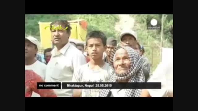 نپال،یک ماه بعد از زلزله مرگبار