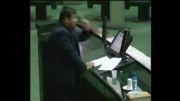 فیلم/سخنرانی نماینده خرمشهر در مجلس درباره ی وضعیت بد زندگی و معیشت مردم(بخاطر خرمشهر نگاه کنید)