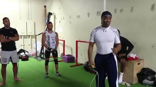 آموزش طناب - طناب بازی بادی لی