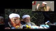 سوریه/اعتراف بزرگترین عالم وهابی در شبکه الجزیزه/سوریه