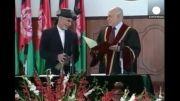 اشرف غنی احمدزی رسما رییس جمهوری افغانستان شد