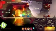 گیم پلی : Awesomenauts feature - trailer