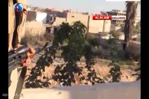 کشف تونل جدید افراد مسلح در جوبر سوریه