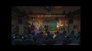 اجرای حسن ریوندی در بین فارغ التحصیلان دانشگاه آزاد