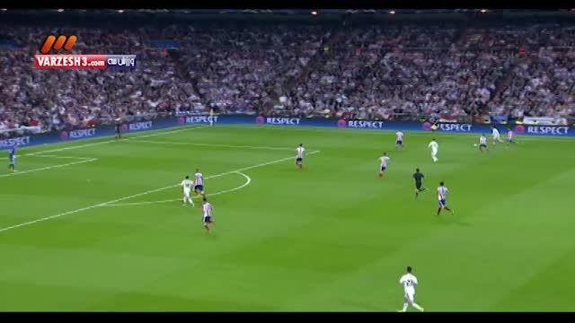 گل چیچاریتو به اتلتیکو مادرید و صعود رئال به مرحله بعد