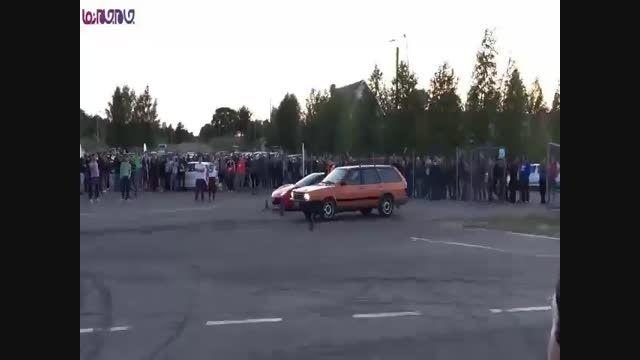 راننده باید راننده باشد+مسابقه فیلم ویدیو کلیپ جالب
