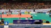 گزارش بعد از بازی اول ایران- آلمان٬شبکه ی خبر
